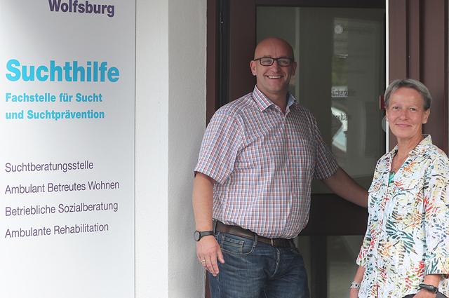 Suchtberatung Wolfsburg